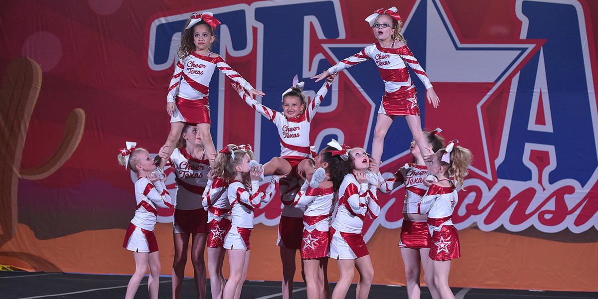 Cheer Texas Teams